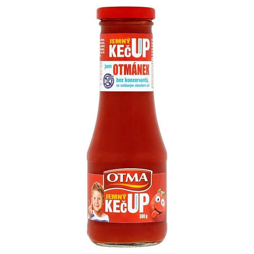 Otma Otmánek jemný kečup 300 g