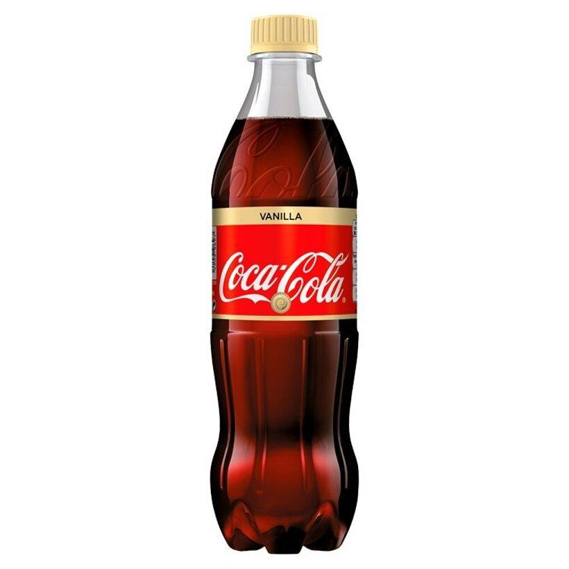 Coca-Cola Vanilla, 500 ml