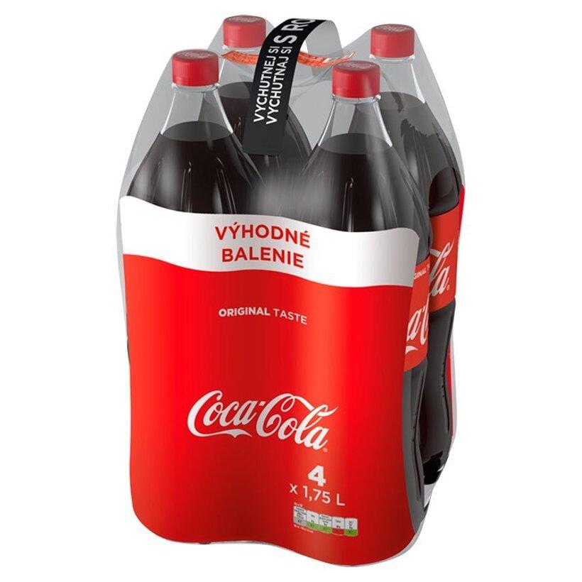 Coca-Cola, 4 x 1,75 l