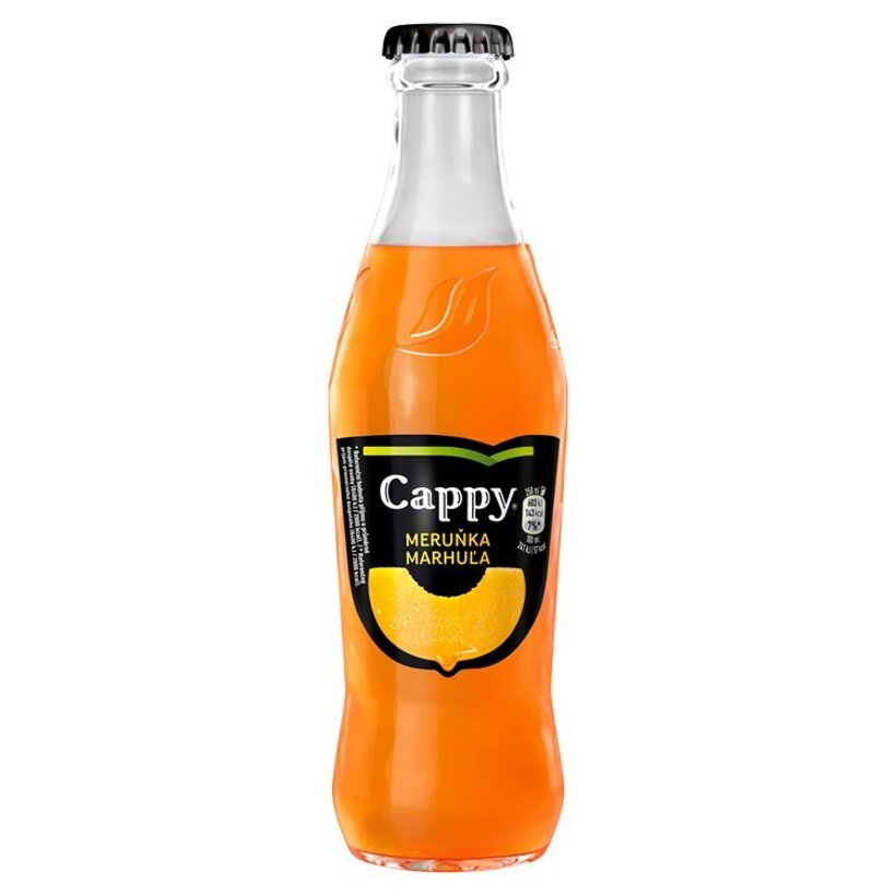 Cappy Marhuľa 250 ml