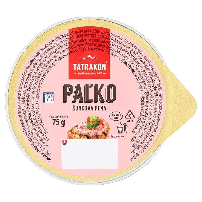 Tatrakon Paľko šunková pena 75 g