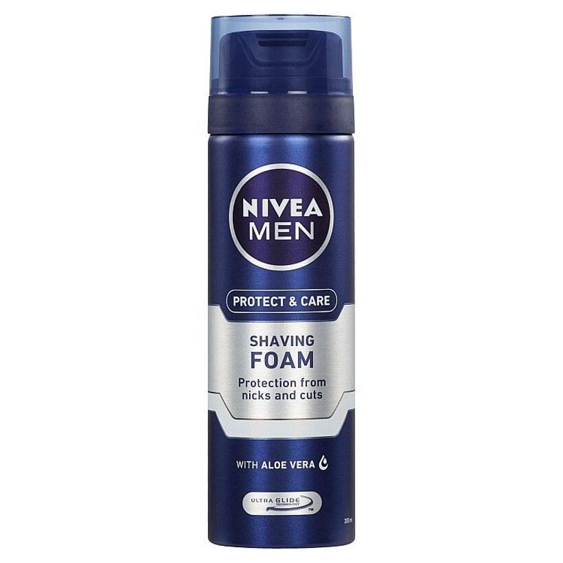 Nivea Men Protect Care Pena na holenie 200 ml