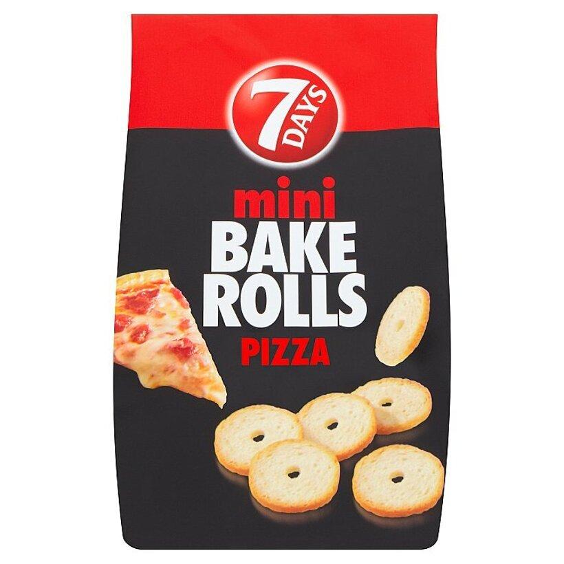 7 Days Bake Rolls mini pizza 80 g