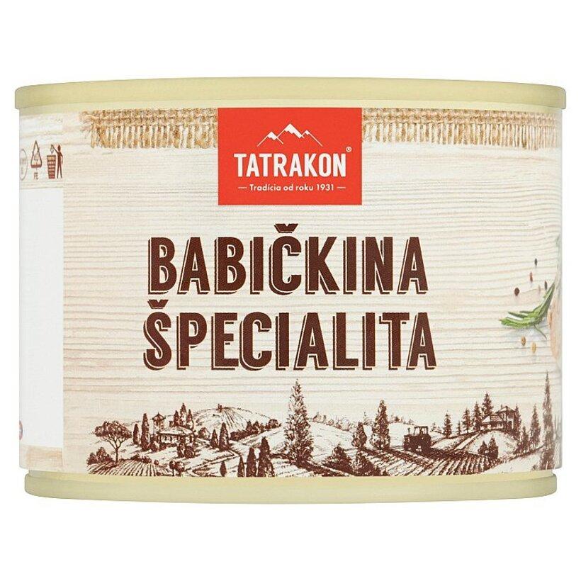 Tatrakon Babičkina špecialita 190 g