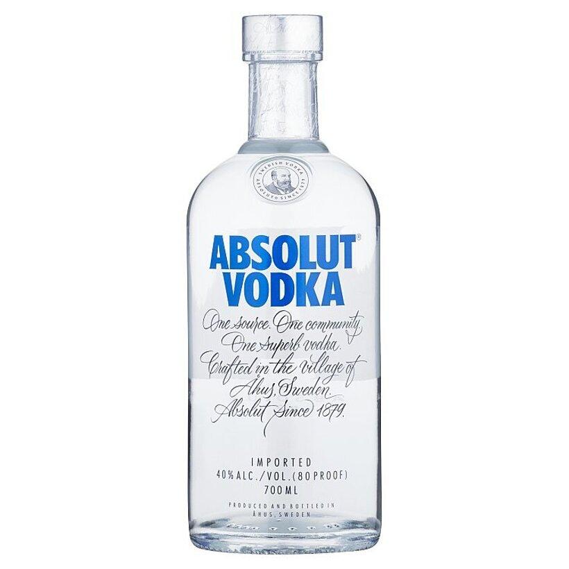 Absolut Vodka 700 ml