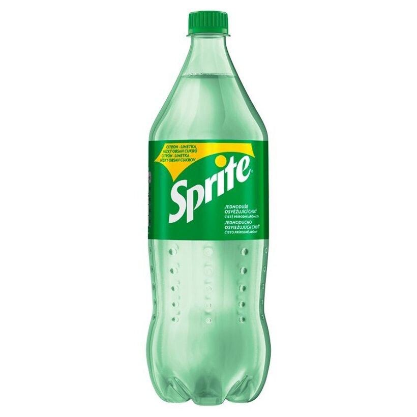 Sprite, citrónová limonáda, 1 l