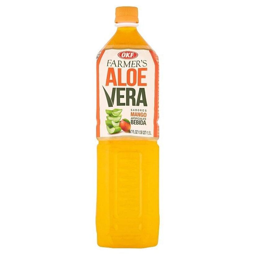 OKF Farmer's Aloe Vera mango 1,5 l