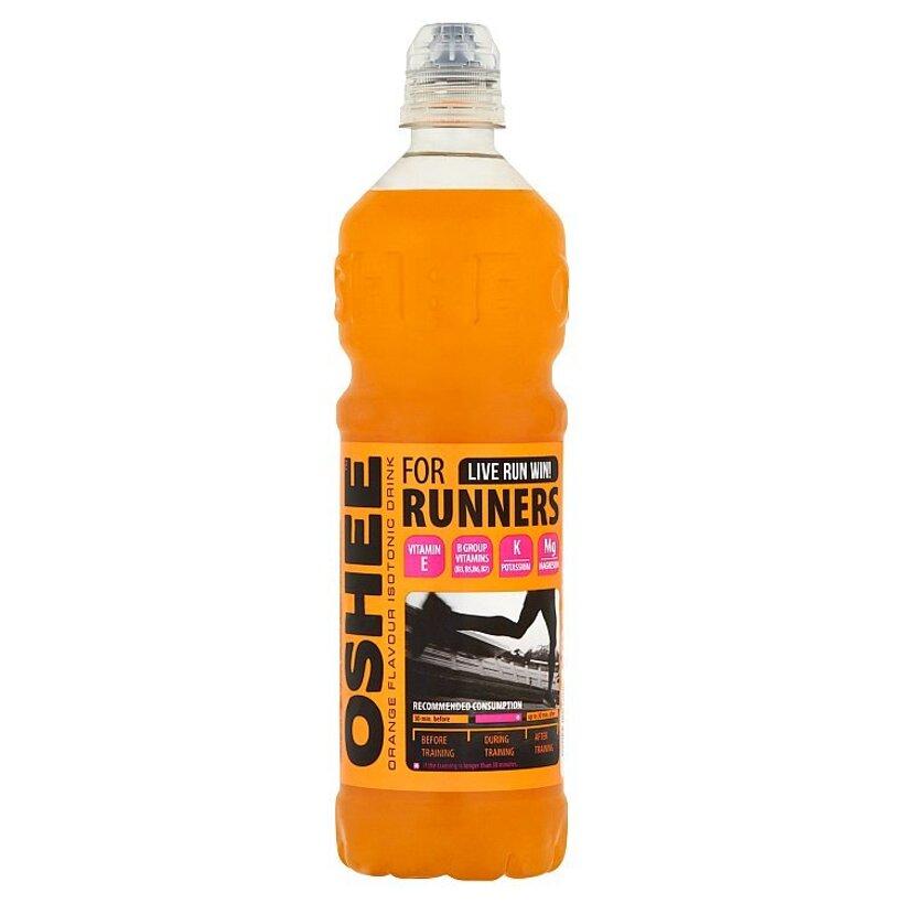 Oshee Nealkoholický nesýtený izotonický nápoj s pomarančovou arómou 0,75 l