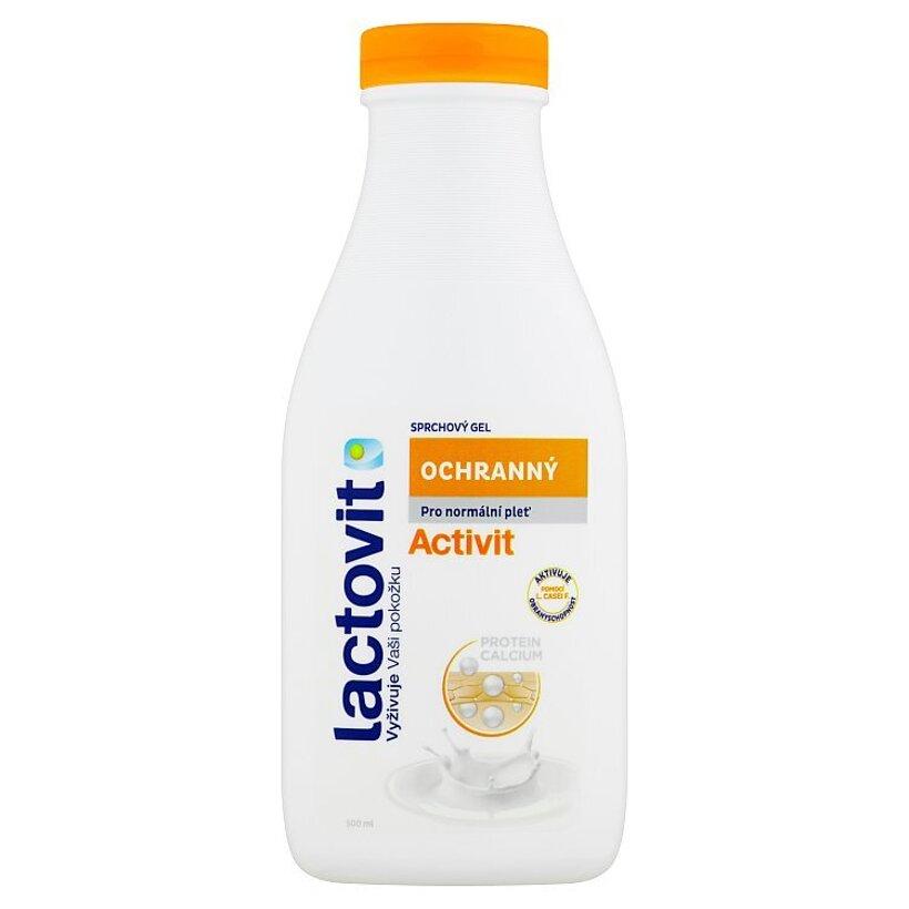 Lactovit Activit ochranný sprchový gél 500 ml