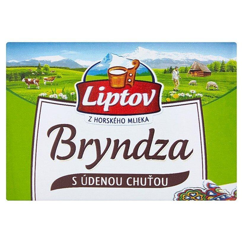 Liptov Bryndza s údenou chuťou 125 g