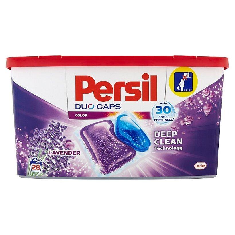 Persil Duo-Caps Color Lavender 28 praní 644 g