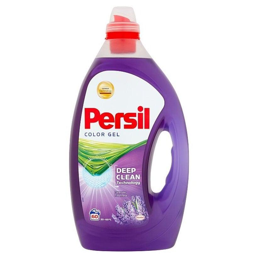 Persil Color Gel Lavender Freshness prací prostriedok 60 praní 3,00 l