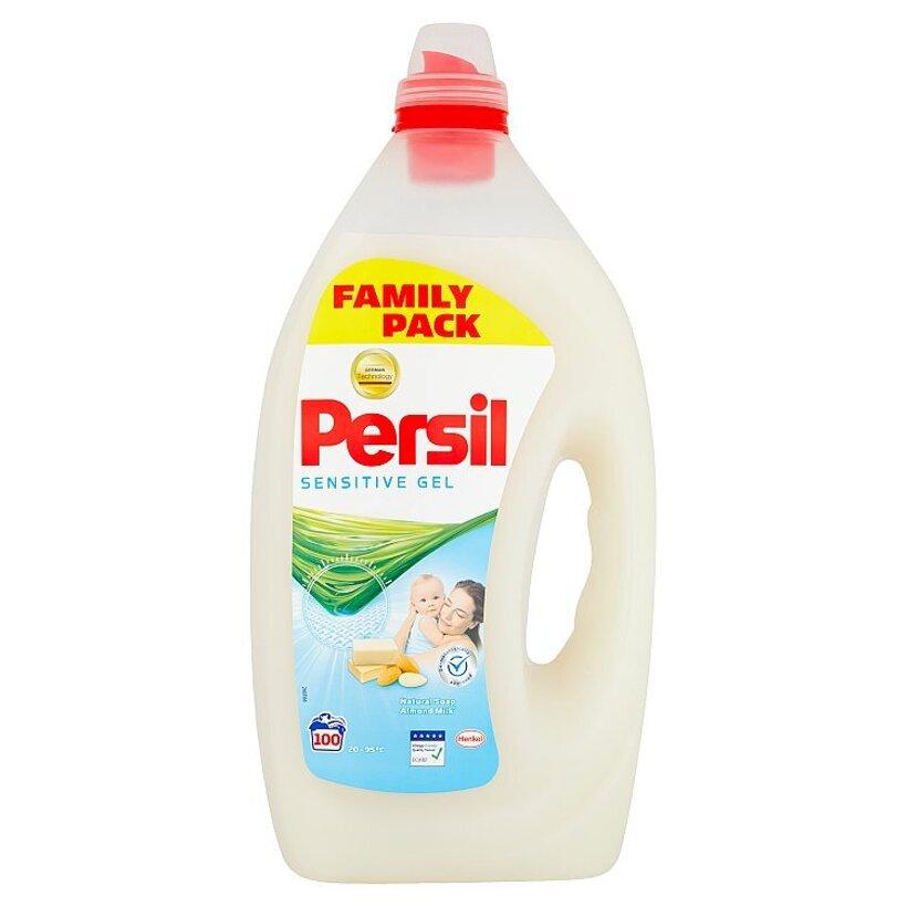 Persil Sensitive Gel prací prostriedok 100 praní 5,00 l