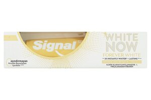 Signal White Now Forever White zubná pasta 75 ml