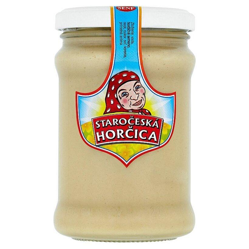 Senf Staročeská horčica 250 g