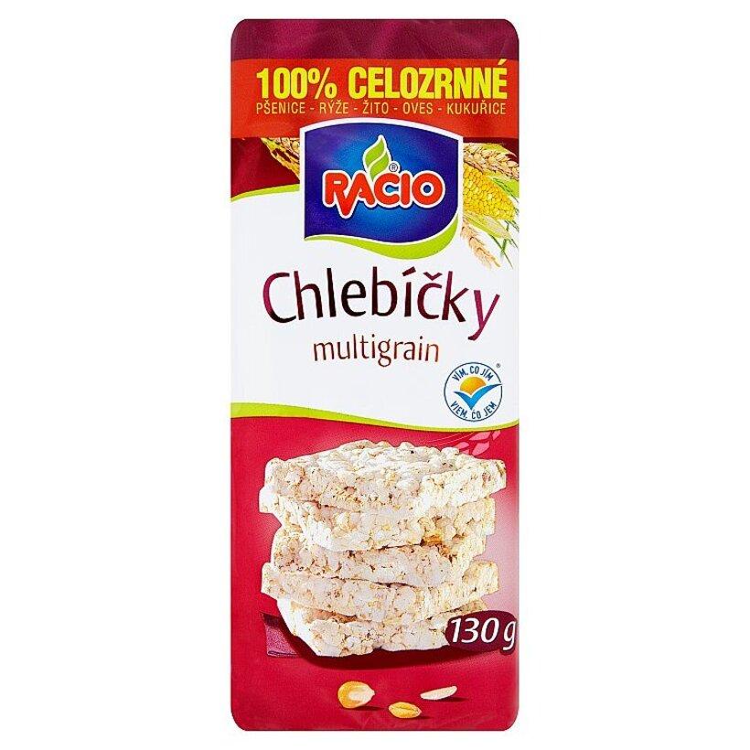 Racio Chlebíčky multigrain 130 g