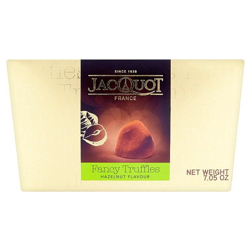 Jacquot Kakaový bonbón truffles s liekovoorieškovou príchuťou 200 g