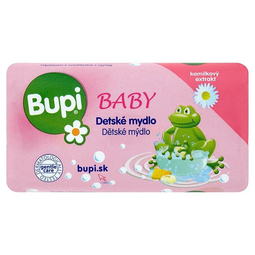 Bupi Baby Mydlo s kamilkovým extraktom 100 g