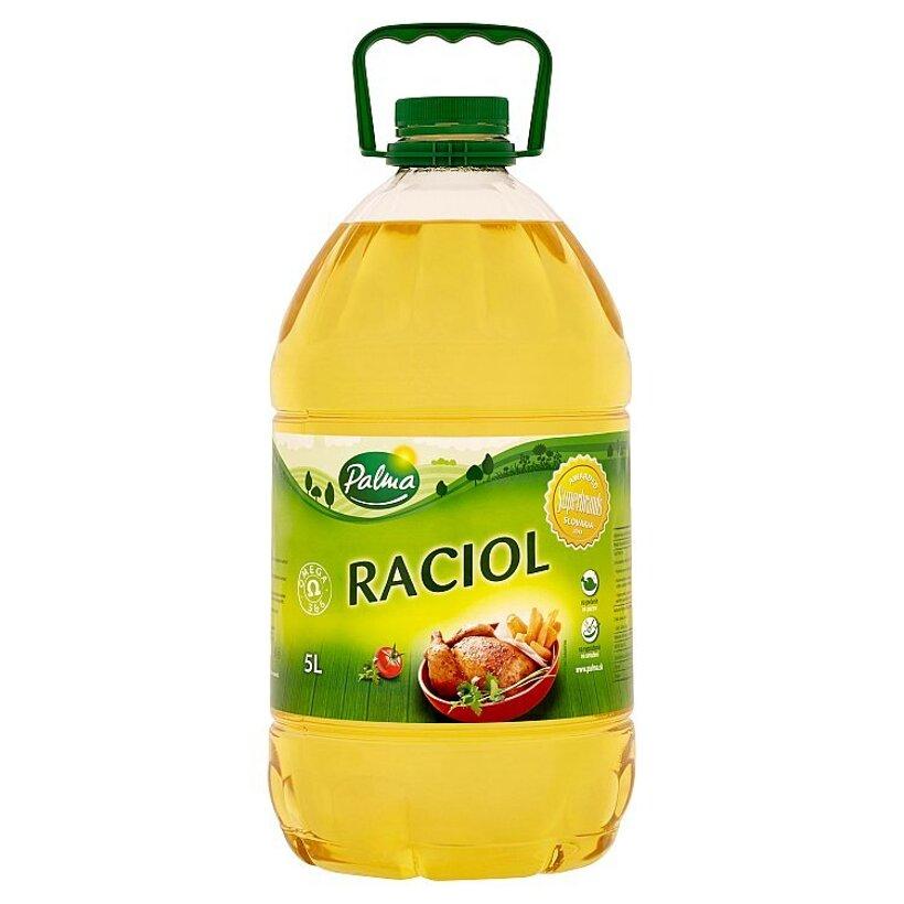 Palma Raciol Repkový olej  5 l