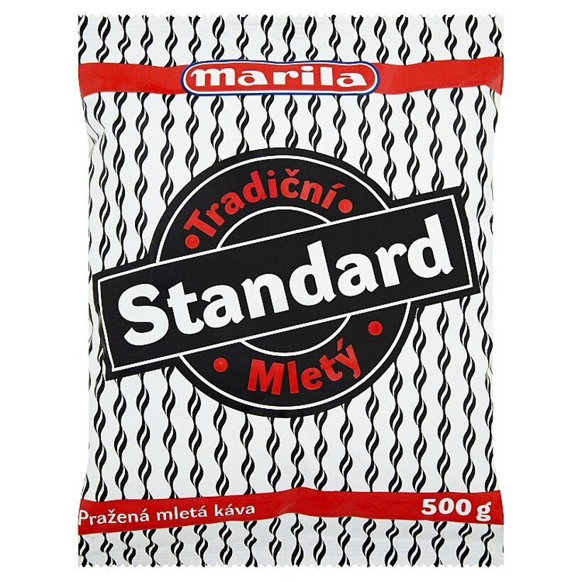 Marila Standard pražená mletá káva 500 g