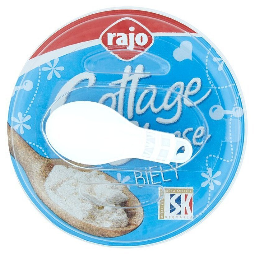 Rajo Cottage cheese biely 180 g