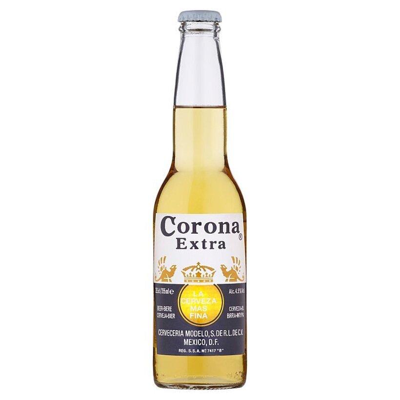 Corona Extra Pivo výčapný ležiak svetlý 0,355 l
