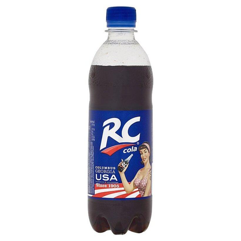 RC Cola Limonáda s príchuťou coly 0,5 l