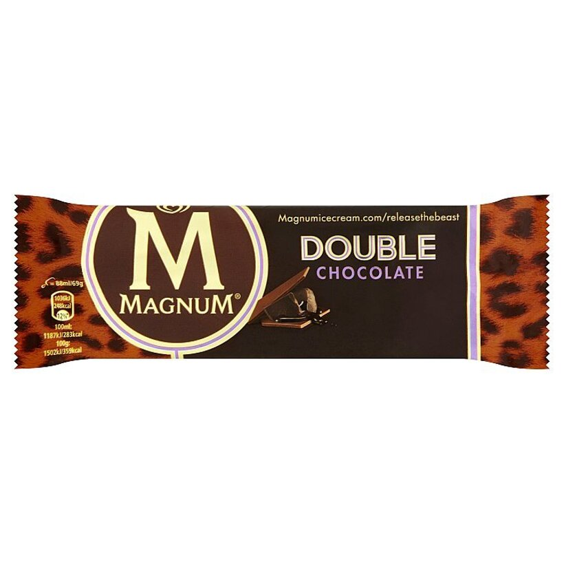 Magnum Double chocolate 88 ml