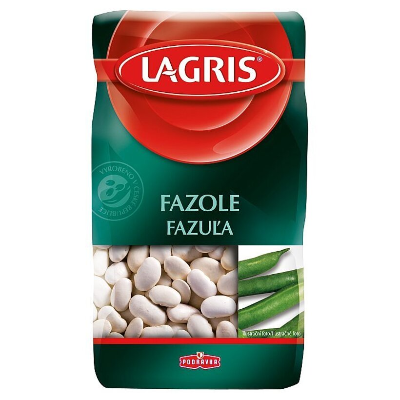 Lagris Fazuľa biela veľká 450 g