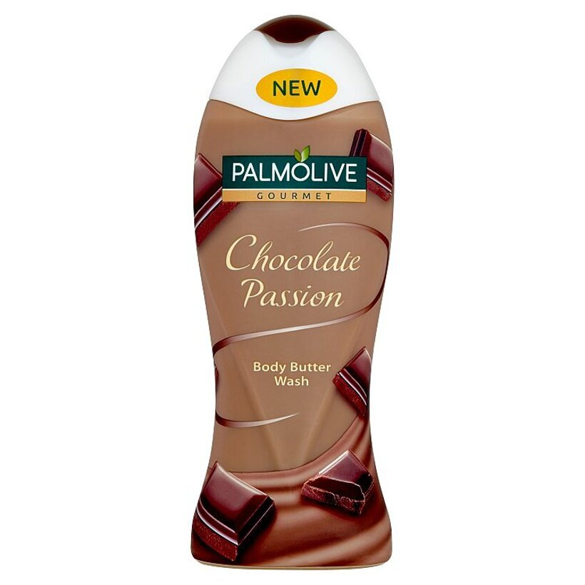 Palmolive Gourmet Chocolate Passion krémový sprchový gél s výťažkami z kakaa 500 ml