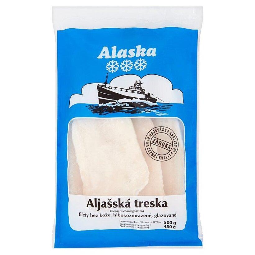 Alaska Aljašská treska 500 g