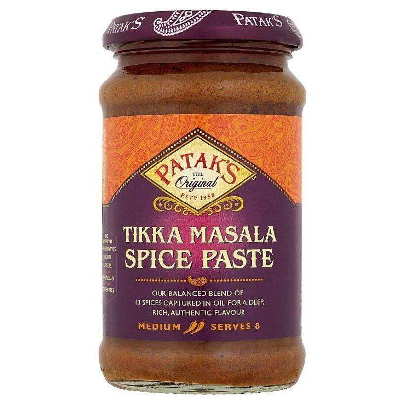 Patak's Tikka masala korenená pasta 283 g