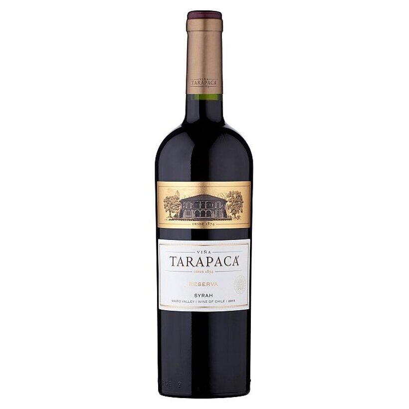 Viña Tarapacá Reserva Syrah víno červené 0,75 l