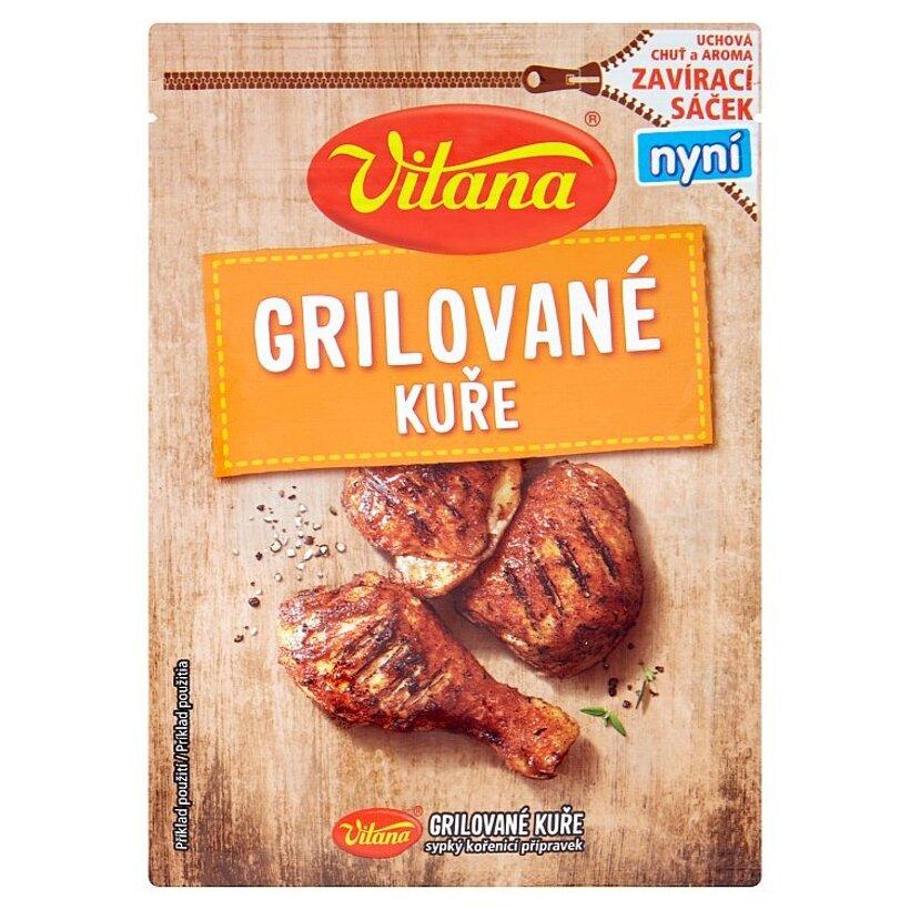 Vitana Grilované kura 28 g