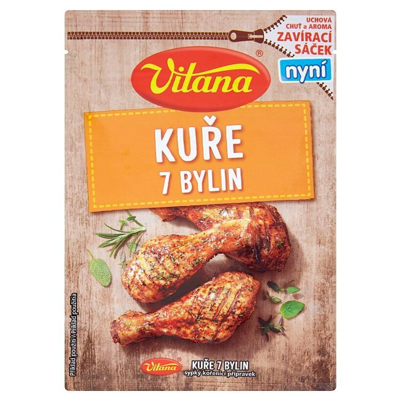 Vitana Kura 7 bylín 28 g
