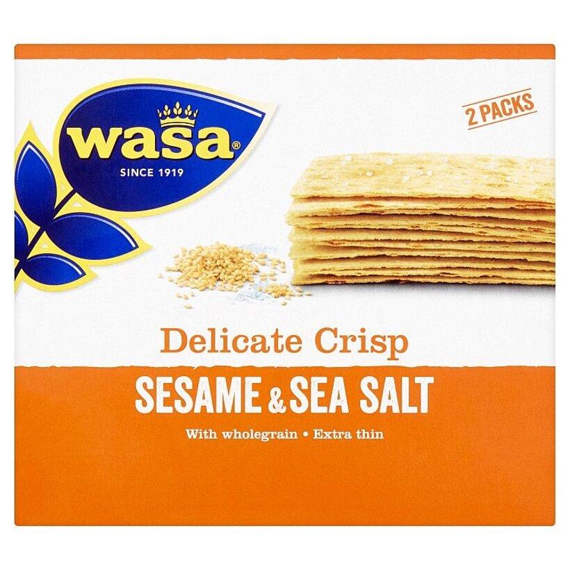 Wasa Pekársky výrobok so sezamovými semienkami 190 g