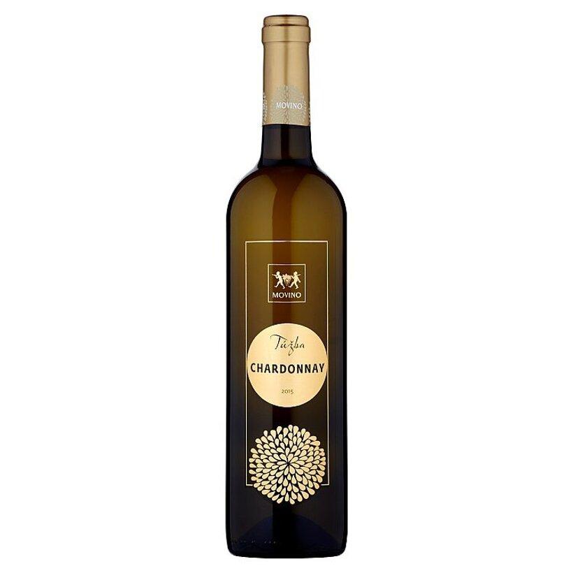 Movino Túžba Chardonnay slovenské akostné víno suché 0,75 l