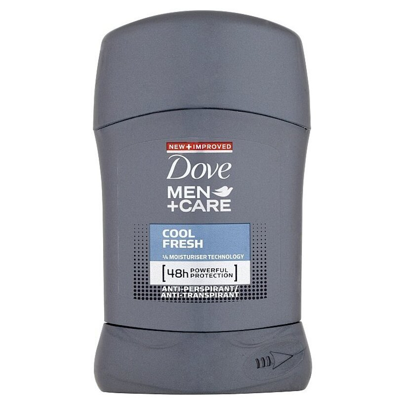 Dove Men+Care Cool fresh tuhý antiperspirant pre mužov 50 ml
