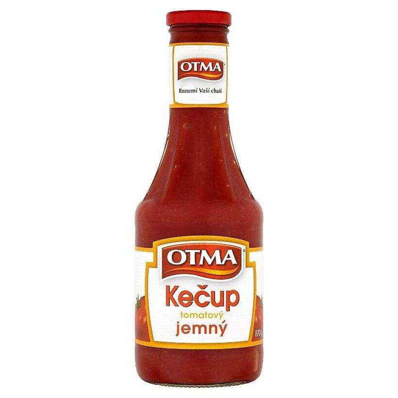 Otma Kečup jemný 870 g