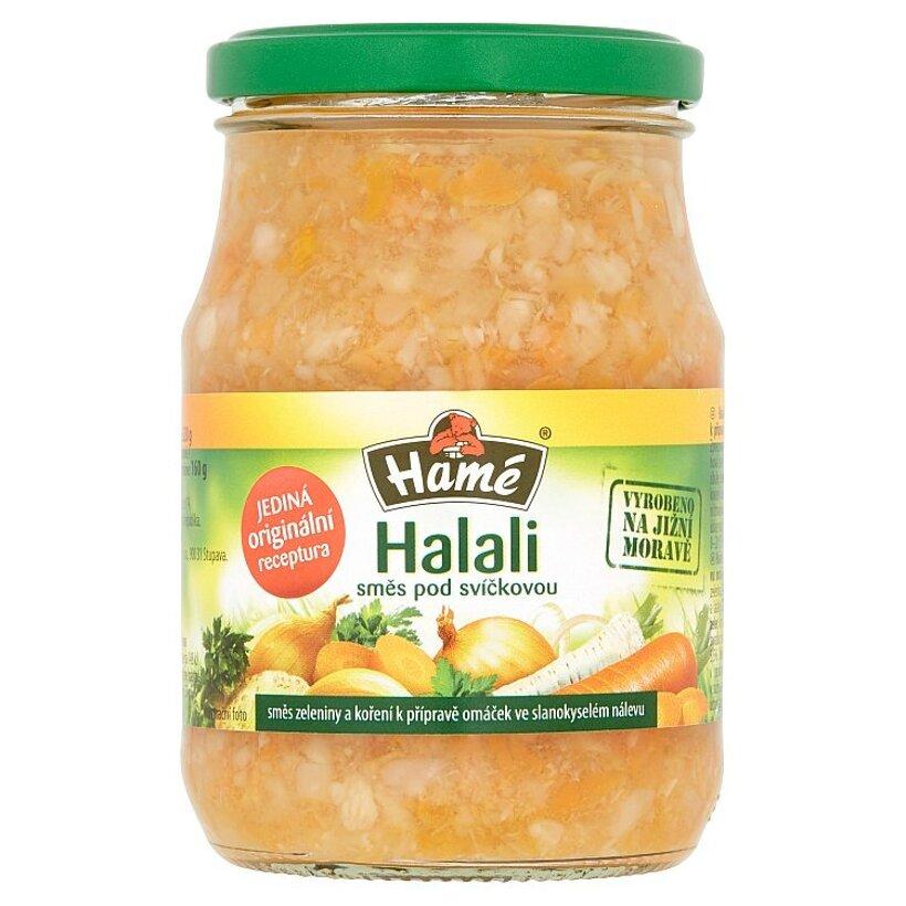 Hamé Halali zmes zeleniny a korenia na prípravu omáčok 320 g