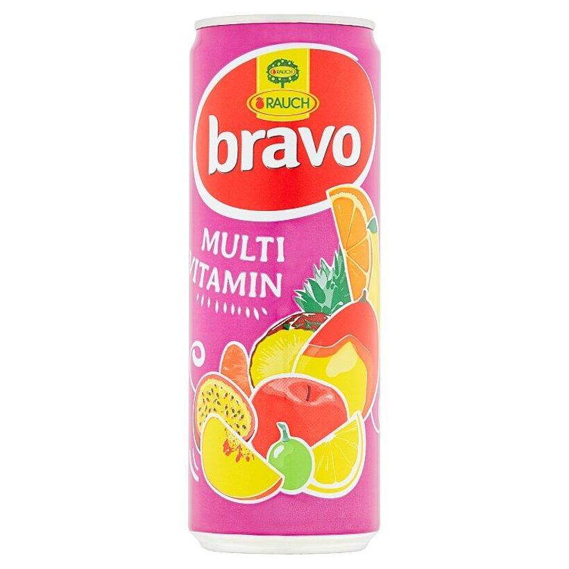 Rauch Bravo Multivitamín 355 ml
