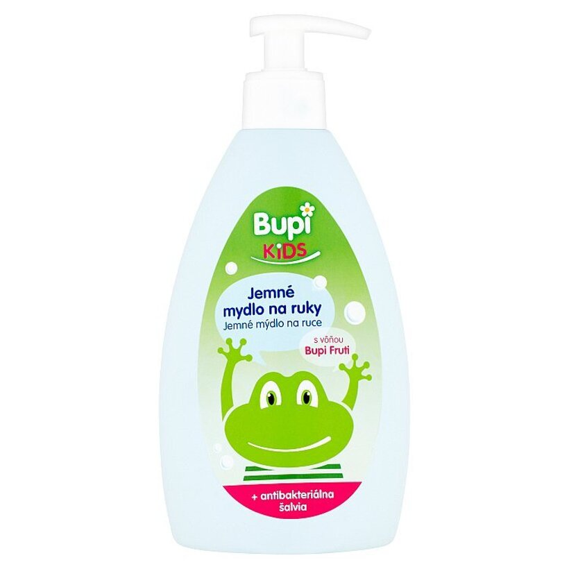 Bupi Kids Jemné mydlo na ruky 500 ml