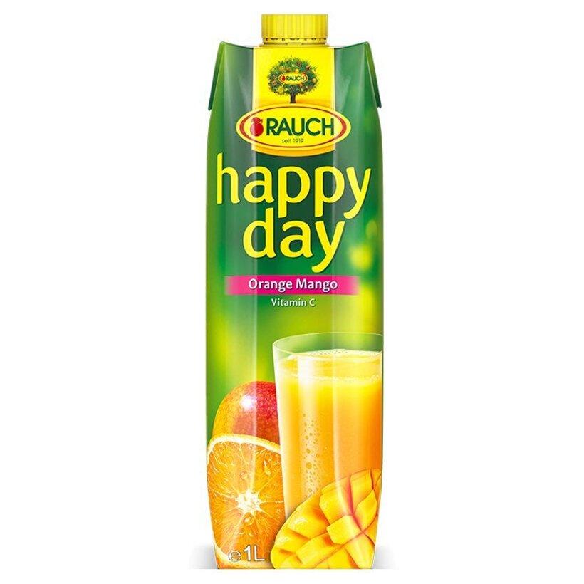 Rauch Happy Day Pomarančovo-mangový nektár 1 l