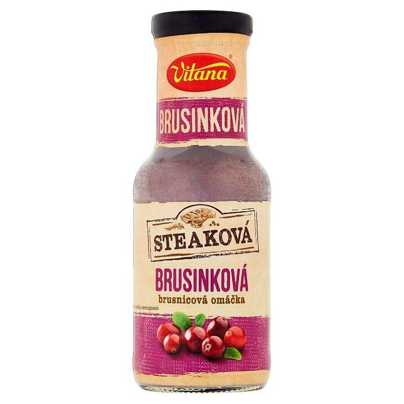 Vitana Steaková brusnicová omáčka 250 ml