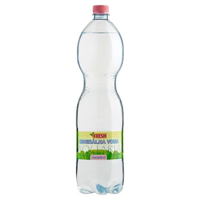 Fresh Minerálna voda neperlivá 1,5 l