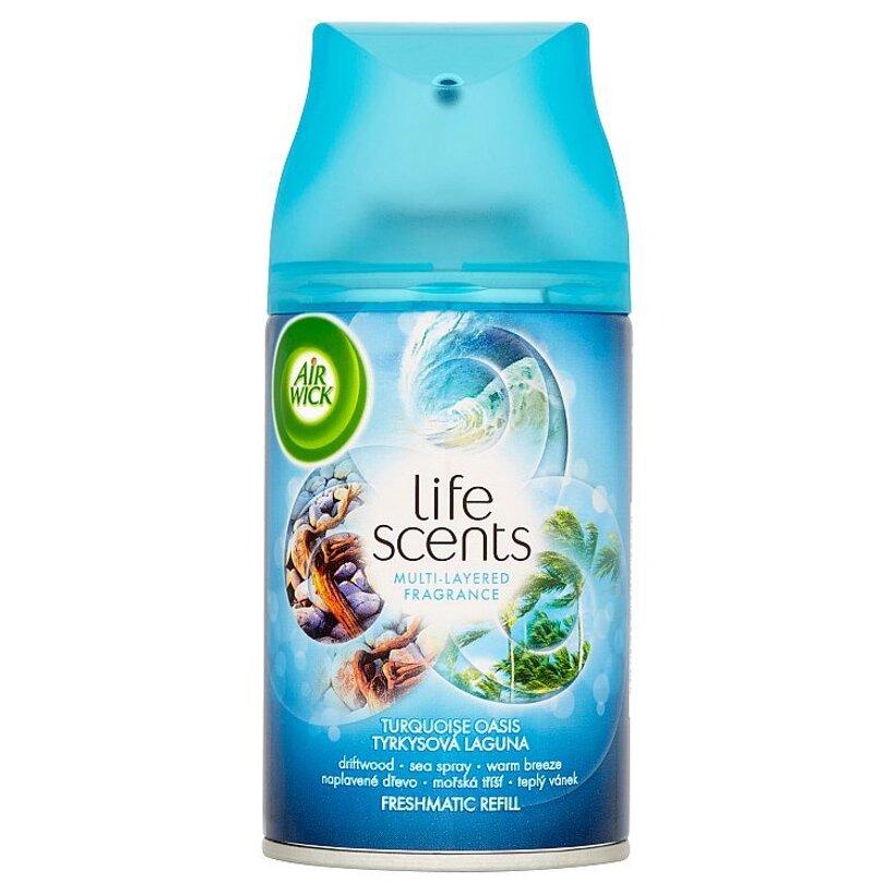 Air Wick Life Scents Náplň do osviežovača vzduchu tyrkysová lagúna 250 ml
