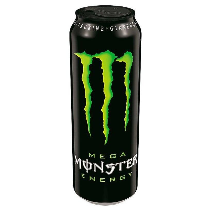 Monster Energy Mega sýtený energetický nápoj 553 ml