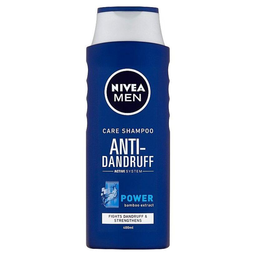 Nivea Men Power Šampón proti lupinám pre mužov 400 ml