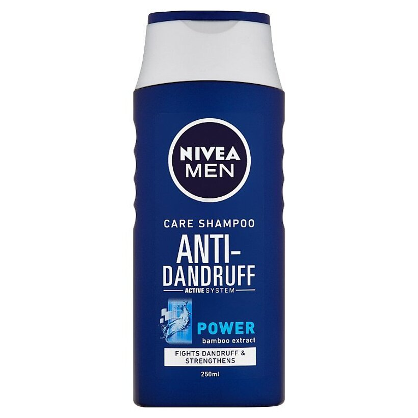 Nivea Men Power Šampón proti lupinám pre mužov 250 ml