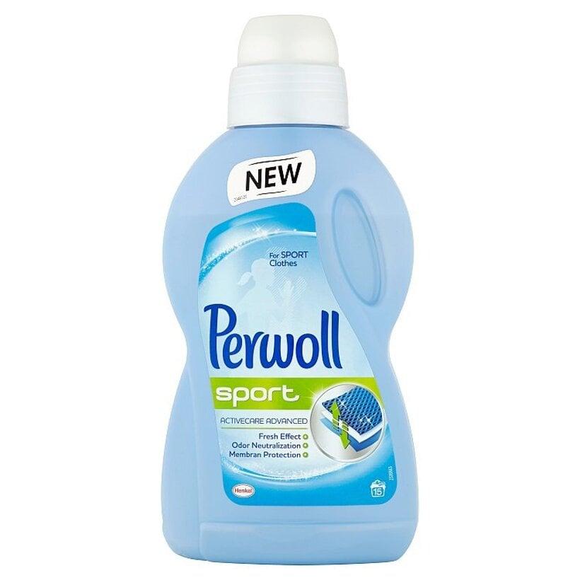 Perwoll Sport ActiveCare Advanced 15 praní 900 ml